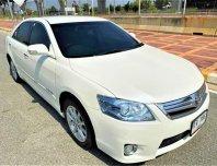 2011 Toyota CAMRY 2.4 V sedan รถบ้านแท้ ไม่เคยชน ไม่เคยติดแก๊ส สวยจัด