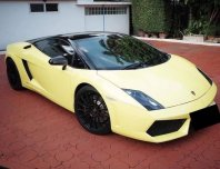 2012 Lamborghini LP560-4 BI-Color