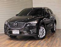 Mazda CX-5 2.2 XD SUV AT ปี2018 สีดำ รถสวย ไมล์น้อย พร้อมใช้งาน