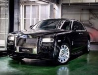 2013 Rolls-Royce Ghost 6.6 sedan