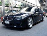 BMW F10. Serise 520d M Sport  รถนำเข้า 32 ปี 2012