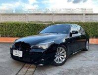2010 BMW 520d SE sedan สภาพนางฟ้า สวยกริป ช่วงล่างแน่นแน่น เครื่องเกียร์สมบูรณ์