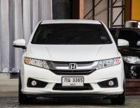 2014 Honda CITY 1.5 SV เครดิตดีออกรถไม่เสียเงิน