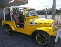 1999 Jeep VILLY convertible