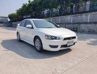 2011 Mitsubishi LANCER GLS sedan ประสบการณ์วิ่งยังน้อย รอคู่แท้มาจับจอง สนใจอย่าช้า คันนี้ใหม่กริ๊บน่าจับจอง