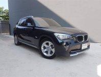 2013 BMW X1 sDrive18d hatchback ตัวถังสวยมาก เข้าศูนย์ตลอด ประวัติดีมาก สมุดรับประกันอยู่ครบ ไมล์แท้ วิทยุCD แอร์ดิจิตอล