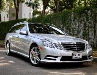 **Benz W212 E250 CGI Estate AMG ไมล์ 91,744 Km แท้ รถใช้เอง Service อย่างดีรักเหมือนลูกเลยครับ