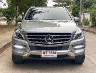 Benz ml250 diesel 2015