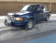 2001 Ford RANGER 2.5 XLT DOUBLE CAB TURBO