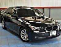 2011 BMW 520D E60 รถมือเดียวออกห้าง สีเดิมทุกชิ้น ไมล์น้อย 1x,xxx กม. แท้ๆ