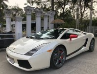 2009 Lamborghini GALLARDO LP520-4 convertible