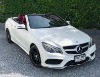 Mercedes Benz E200 Cabriolet Amg Package