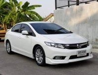 HONDA CIVIC 1.8 E NAVI ปี2013 sedan