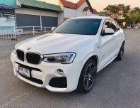 BMW X4 xDrive20d โฉม F26 ปี2018
