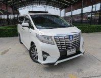 2015 Toyota ALPHARD 2.5 Hybrid