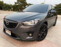 2015 Mazda CX-5 2.2 XDL 4WD suvท็อปสุดของรุ่น มือแรก ไม่เคยชน ไม่เคยทำสีแม้แต่ชิ้นเดียว บุ๊คเซอร์วิสครบ