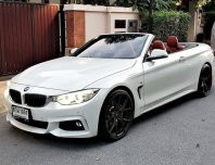 รถปี 2014 จด 16 BMW 420I M SPORT Cabriolet