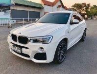 ปี2018 BMW X4, xDrive20d โฉม F26