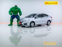 2014 Honda CITY 1.5 SV sedan