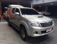 โตโยต้าชัวร์ Toyota Vigo 4DR 3.0G Prerunner AT 2013
