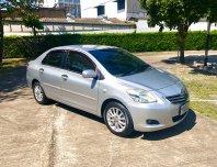 2011 Toyota VIOS 1.5 E sedan รถบ้านมือเดียว คู่มือ+บุ๊คเซอร์วิสครบ ไม่เคยติดแก็ส ไม่เคยชนหนัก