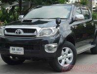 2011 Toyota Hilux Vigo 2.5 Double Cab E Prerunner  ออกรถ 5000 บาท