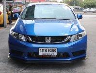 ขายรถ Honda CIVIC 1.8 E i-VTEC ปี2013 sedan