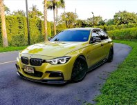 2014 BMW 325d M Sport sedan สภาพ 99.99% ใหม่กว่ารถป้ายแดง