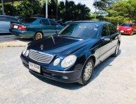 2007 Mercedes-Benz E220 CDI Elegance sedan