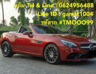 BENZ SLC300 AMG DYNAMIC CONVERTIBLE (R172) 2.0 AT ปี 2017 (รหัส #TMOOO99)