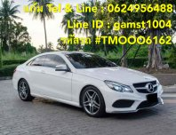 BENZ E200 2.0 W207 AMG COUPE AT ปี 2015 (รหัส #TMOOO6162)