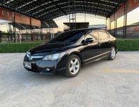 2009 Honda CIVIC 1.8 E i-VTEC sedan เจ้าของเดียว เบาะภายในใหม่ ไม่ติดแก๊ส คันนี้ไม่ผิดหวัง