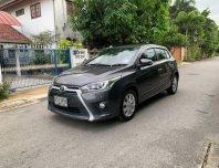 2016 Toyota YARIS 1.2 G hatchback ตัว Top สุด ผู้หญิงใช้เจ้าของเดียว สีเดิมทุกตรง