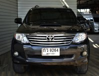 Toyota Fortuner 3.0 V SUV AT ปี2011