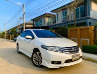 ขาย Honda city 1.5 sv รุ่นท้อปสุด สภาพสวย พร้อมใช้งาน