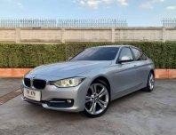 2012 BMW 320d Sport sedan ดีเซล Sport SunRoof Topสุด ปี12 มือเดียวออกห้าง