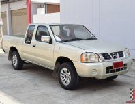 Nissan Frontier 3.0 KING CAB (ปี 2003) ZDi Pickup M