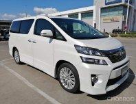 2013 Toyota VELLFIRE 2.4 Z รถตู้/MPV