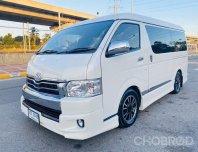 2014 Toyota Ventury 3.0 V รถตู้/VAN รถมือเดียว ไม่เคยทำสี น๊อตไม่มีขยับ เครื่องดีเซล Full option