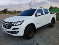 Chevrolet Colorado C-CAB MT 2.5  LT Z71 ปี17