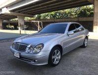 2007 Mercedes-Benz E220 CDI Classic รถเก๋ง 4 ประตู