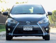 2017 Toyota YARIS 1.2 G รถเก๋ง 5 ประตู