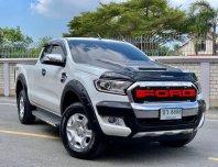2017 Ford RANGER 3.2 XLT 4WD รถกระบะ