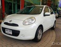 2012 Nissan MARCH 1.2EL AT