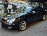 2007 Mercedes-Benz E220 CDI Avantgarde รถเก๋ง 4 ประตู