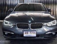 2017 BMW 320d LUXURY รถเก๋ง 4 ประตู