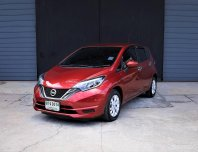 NISSAN NOTE 1.2 V A/T ปี 2018  9กง3014