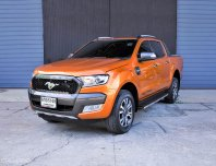 FORD RANGER DOUBLE CAB 2.2 WILDTRAK HI-RIDER A/T ปี 2017  6กอ5108