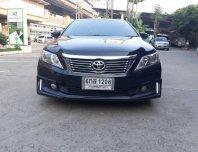 💢 Camry Extremo ดำดุ สวยมาก ใช้เงินออกรถแค่ 1,000 บาท ‼