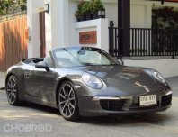 2012 Porsche 911 Carrera S 991 รถเปิดประทุน